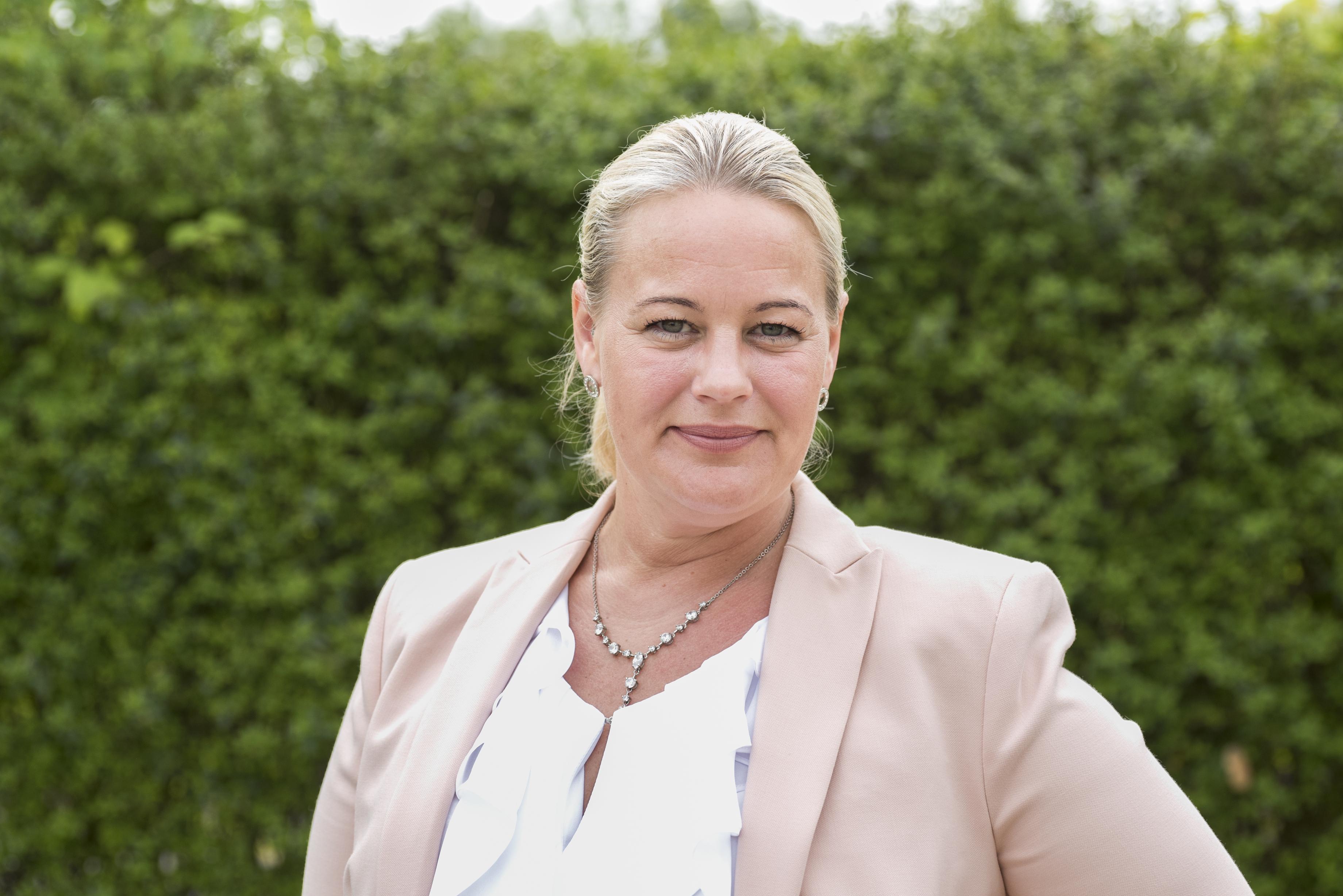 Biträdande Mäklare Therese Tjernberg