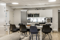 Nyrenoverade ljusa kontorslokaler