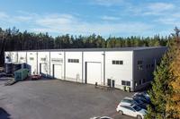 Länna Industriområde – Nyckelfärdig lagerlokal i bästa skick.