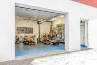 Garaget under Bostadshus 1 och 2