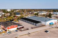 Illustrationsbild: Bygglov finns för ytterligare en lagerbyggnad med nio fack