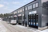Effektiv industrilokal nära E4:an