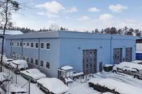 Industrifastighet i Ältaberg