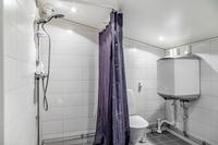 Badrummet i lägenheten