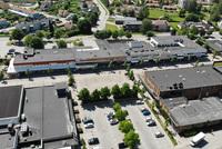 Centrumfastighet – bostäder och kommersiella lokaler