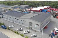 Industri/kontor/lagerfastighet Länna industriområde