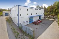 Industri-/Lager-/Verkstadlokal med gård