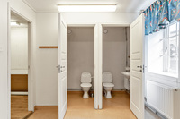 Två wc