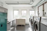 Uppdaterad gemensam tvättstuga
