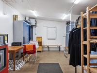 Omklädningsrum och tvättstuga