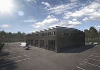 Brf Håbo Industripark 1