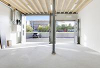 Industri-/lagerlokal med kontor vid E4