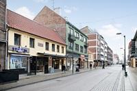 Butik/handelsfastighet i centrala Halmstad