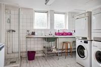 Tvättstuga i källaren