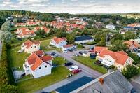 Fastighetsbestånd med 4 bostadsfastigheter