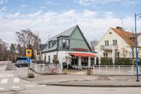Kommersiell fastighet på centralt affärsläge i Höllviken