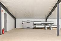 FTX ventilation till kontorsdelen.