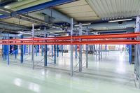 Produktionshall