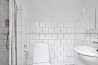 Nytt badrum i vindsvåning