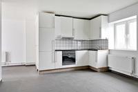 Kök i ny lägenhet