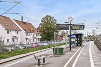 Pågatågstationen