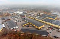 Industriområde i södra delen av Höör