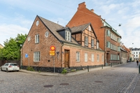 Hyresfastighet i centrala Lund