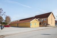 Förrådsbyggnad