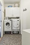 Tvättstuga i lägenhen