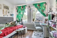 Renoverad lägenhet