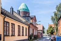 Klaragatan mot Södervärn