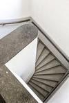 Gedigen stentrappa