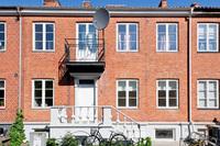 Fastighet med tre lägenheter