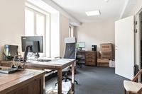 OV, kontorsrum mot innergården/Kullagatan