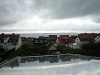 Utsikt från vindsfönster