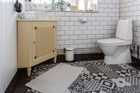 Påkostade badrum