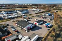 Mittemot Scania och Volvo Lastbilar