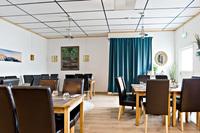 Interiör restaurang